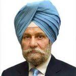 Dr. Guriqbal Singh Jaiya Chairman NASCAP